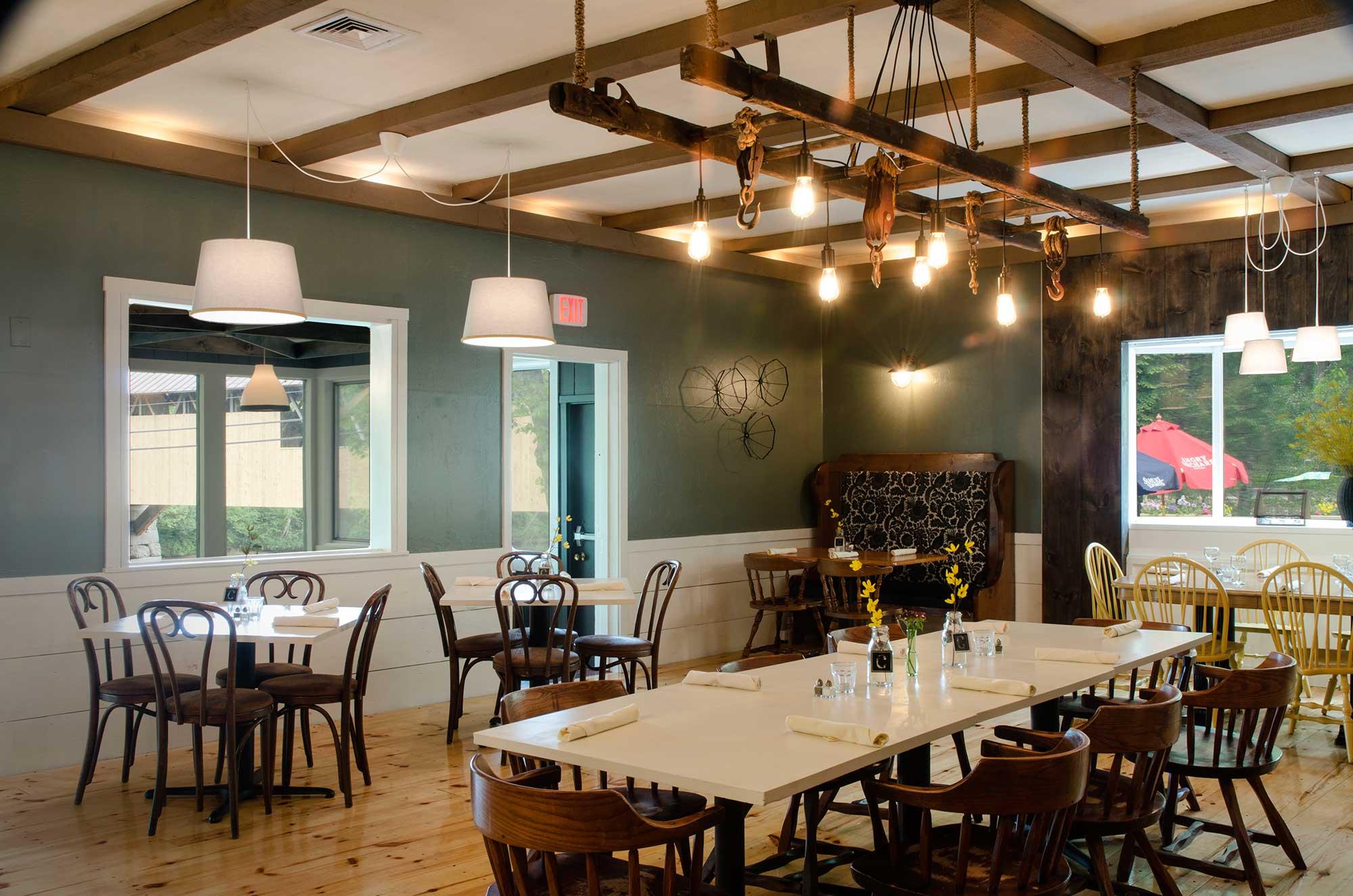 Menus The Covered Bridge Farm Table Restaurant Bar - Covered bridge farm table